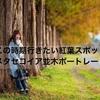 【紅葉ポートレート】この時期行きたい絶景~滋賀・メタセコイア並木~後編