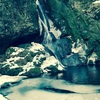 この冬最後の氷瀑、最高の一日。