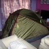 災害時に選択したい「在宅避難」と「室内テント」