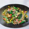 インスタ映えするサラダをおしゃれに作る!海藻サラダ混ぜご飯【ゆるベジレシピ】