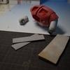 【旧キット】1/100ゾゴック製作日記 ~ヤスリ掛け第一段階 ひたすらに形を整える~