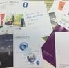 【教室内紹介】大学のパンフレットを取り寄せています