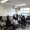 【ボランティア教育】多賀城高校にてボランティア活動の振り返りと課題発見ワークショップを行ないました