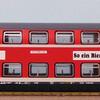 Sachsenmodelle 14011 Doppelstockwagen Set - Stuttgarter Hofbräu その3