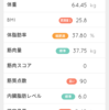 2017/09/22 糖質制限ダイエット11日目