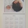 2018年のカレンダーを作りました