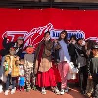 【スザンヌの妹マーガリンの子育てin熊本】熊本ヴォルターズの応援にいってきたよ!間近でみるバスケは迫力満点🌈😊🌈