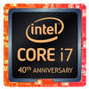 40周年 最新CPU Intel core i7 8086K