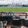 実況席から見たFC東京U23vs福島ユナイテッドFC
