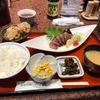 大名古屋「浪花ろばた八角」初カツオのたたき定食900円