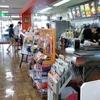 「A&W」(名護店)の「ハムチーズサンド」(2個) 350円(GW Lucky Day)