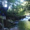 木地屋渓谷、荒城川