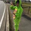 神戸マラソン2017 たった1人の応援団、かく戦えり!!