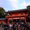 京都へ - vol.3 - 2020初詣 八坂神社 四条河原町