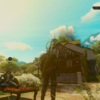 WITCHER3 DLC: BLOOD AND WINE もおわり
