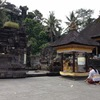バリ・ヒンドゥー寺院で感じる、のどかな暮らしのあるバリ島。(インドネシア