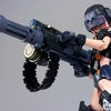 武装神姫 火器型MMS ゼルノグラード ベリク レビュー