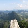 【バンビエン】ブルー・ラグーン途中にあるファ・ンギャン(Pha Ngern)で3つの山をはしごする
