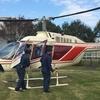 子供と一緒にヘリコプター遊覧飛行してきましたレビュー!