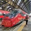 【乗車記】イタリアの高速鉄道イタロに乗った(ミラノ中央駅-ヴェネツィア・サンタルチア駅)