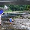 またまたこの季節がやってきたので 『長門峡で川遊び』 Part.2