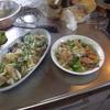 幸運な病のレシピ( 1945 )昼:あんかけ焼きそば(八宝菜風)