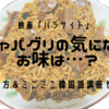 【映画パラサイト】チャパグリは美味しい?美味しくない?その気になるお味は…?【ミニミニ韓国語講座もあり】