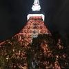 9月20日(金)『夜の東京タワー』です🎵