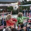 節分(その1) -恵方と日本のハロウィン「節分お化け」―