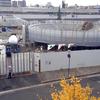 注目の天理駅前広場のケース