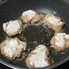 鶏と豚の唐揚げ丼をつくる