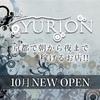 YURION 祇園 10月 NEW OPEN!!