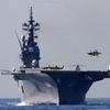 ●「いずも」空母化、F-35B導入検討 「戦後最大の危機」に備える日本