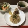 【レシピ】冷たいご飯で簡単ガーリックタコライス☆