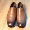 革靴のアンティーク仕上げに挑戦してみる