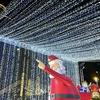 常夏の国のクリスマス!セントラルワールド前のクリスマスデコレーションは1月7日まで