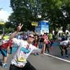 北海道マラソンを4年ぶりに完走してとても嬉しい。