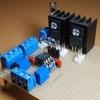 安定化電源製作(評価編2)