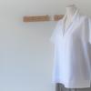 白いシャツ②