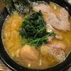 改良された王道家自家製麺がこの日限定で味わえた。「クックら」@相模大野
