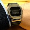 【レビュー】ビジネスOK!超コスパのメタルG-SHOCK「GM-5600-1JF」を購入してみた感想!