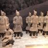 東京国立博物館平成館「始皇帝と大兵馬俑」を見学。