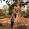 アンコールワット個人 ツアー(120) アンコールワット 個人ガイド [コーケー 歴史] コーケー遺跡群観光ツアー コーケー ガイド [カンボジア 歴史 ブログ]