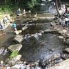 【釣り】愛知県 豊田市 神越渓谷でマス釣り(釣り堀)!