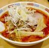魂麺@本八幡 3/10限定 勝浦式唐揚げ担々麺