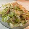 【1食24円】キャベツとツナのMCTオイルサラダの自炊レシピ
