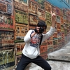 香港で合格祈願&おしゃれな壁画発見!