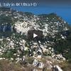 白い断崖と青い地中海 カプリ島の旅