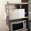 キッチン回りの収納棚見直しました。