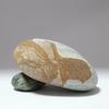 糸魚川紋様石vol.37「鶴 そしてフロントライン」軌跡が生む奇石という奇跡
